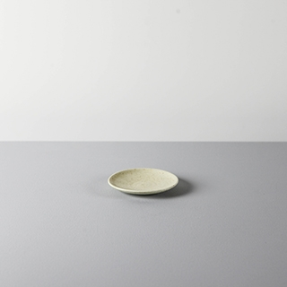 ROUND DISH _ 01 _ YELLOW